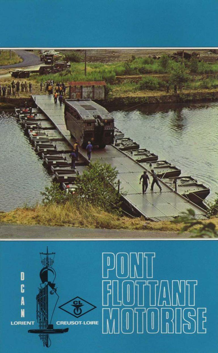 Pub pont flottant paa